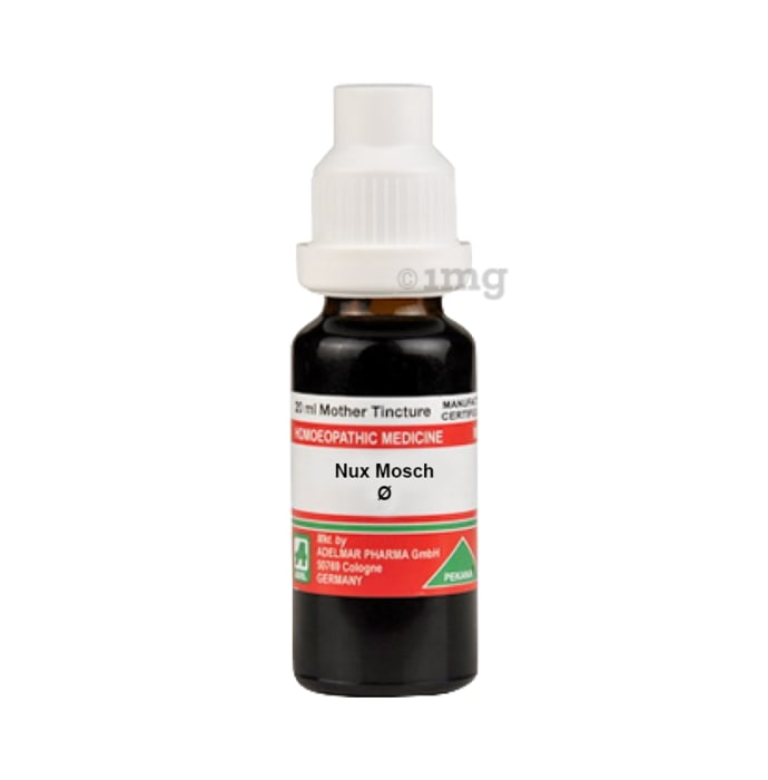 ADEL Nux Mosch Mother Tincture Q