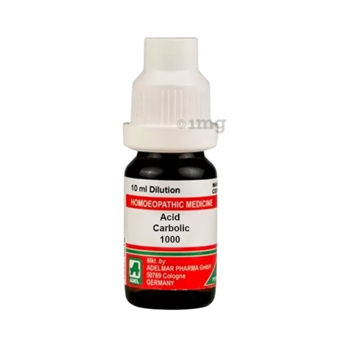 ADEL Acid Carbolic Dilution 1000 CH
