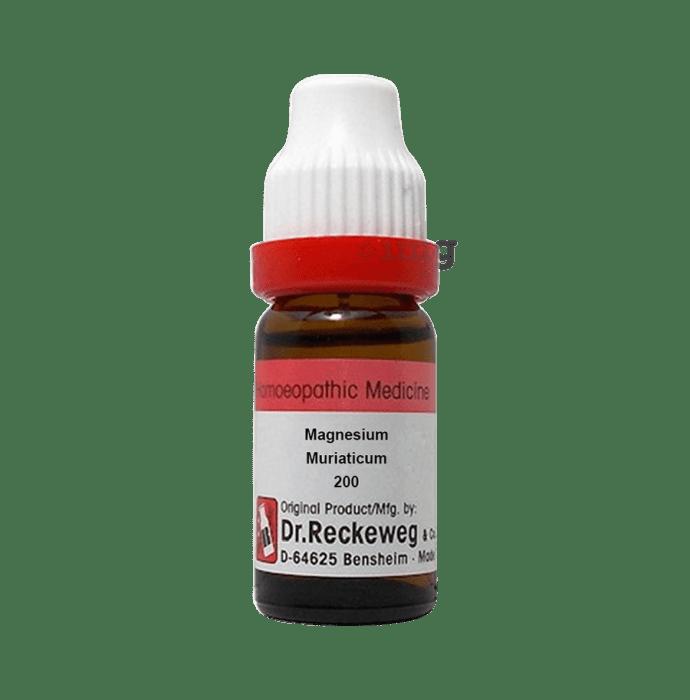 Dr. Reckeweg Magnesium Muriaticum Dilution 200 CH