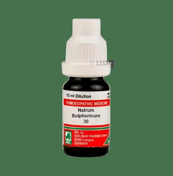 ADEL Natrum Sulphuricum Dilution 30 CH