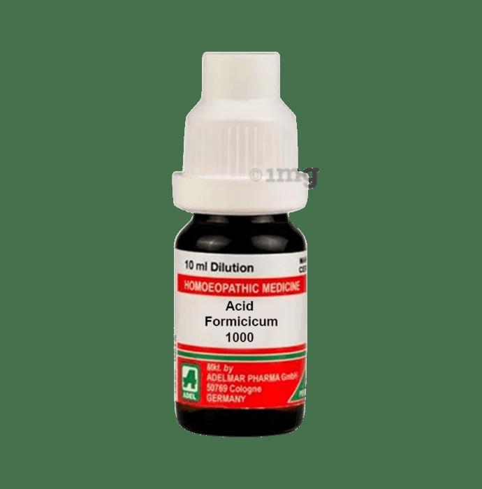 ADEL Acid Formicicum Dilution 1000 CH