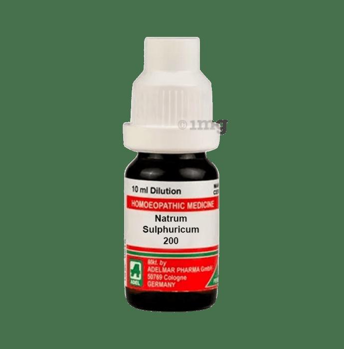 ADEL Natrum Sulphuricum Dilution 200 CH