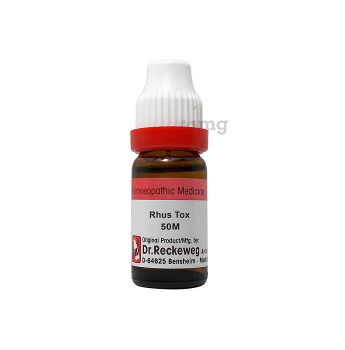 Dr. Reckeweg Rhus Tox Dilution 50M CH