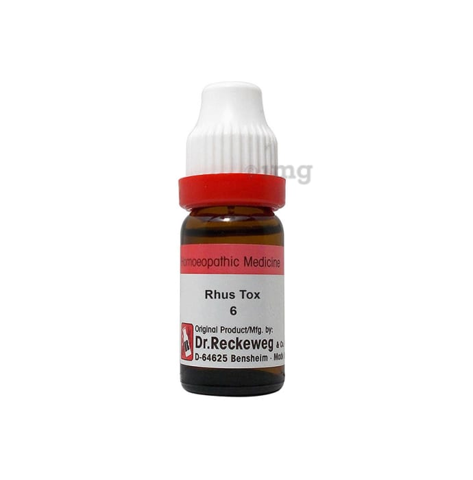 Dr. Reckeweg Rhus Tox Dilution 6 CH