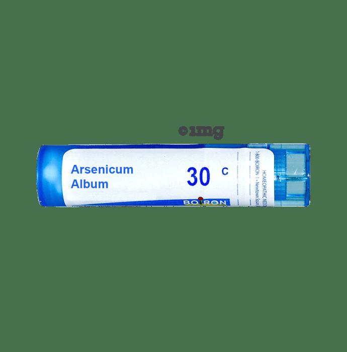 Boiron Arsenicum Album Multi Dose Approx 80 Pellets 30 CH