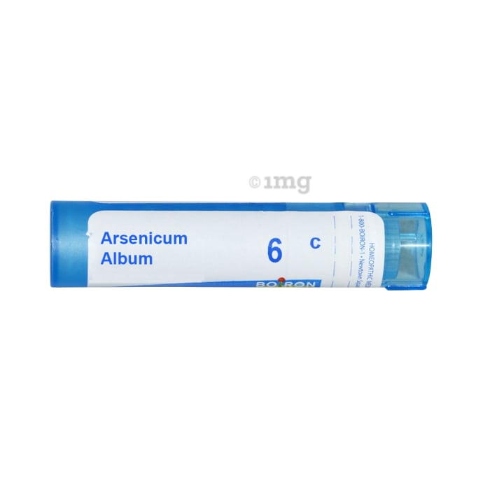 Boiron Arsenicum Album Multi Dose Approx 80 Pellets 6 CH