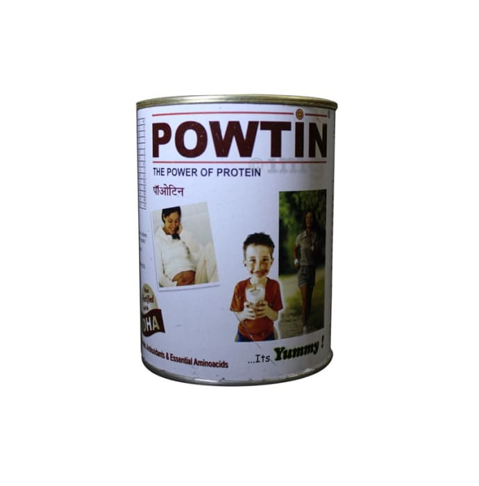 Powtin Powder Chocolate