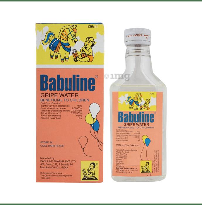 Babuline Gripe Water