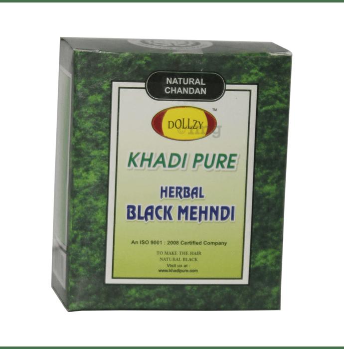 Khadi Pure Herbal Mehndi Black