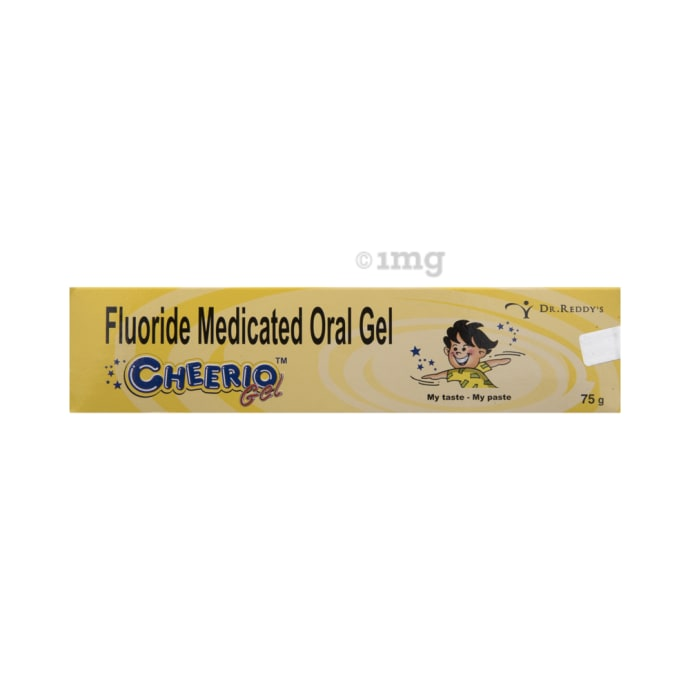 Cheerio Oral Gel