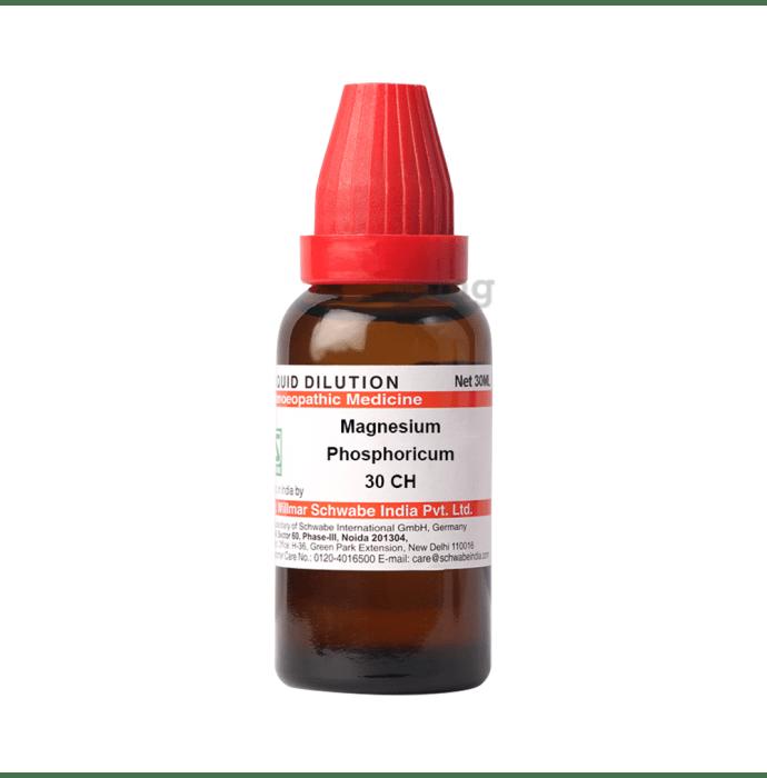Dr Willmar Schwabe India Magnesium Phosphoricum Dilution 30 CH