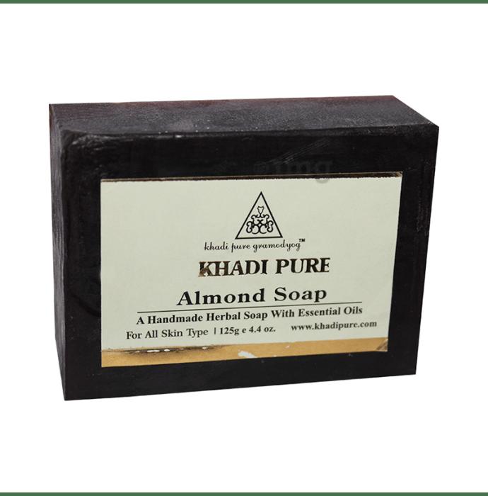 Khadi Pure Herbal Almond Soap