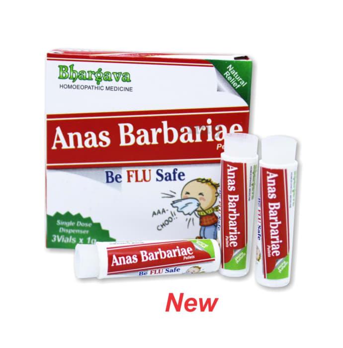 Dr Bhargava Anas Barbariae