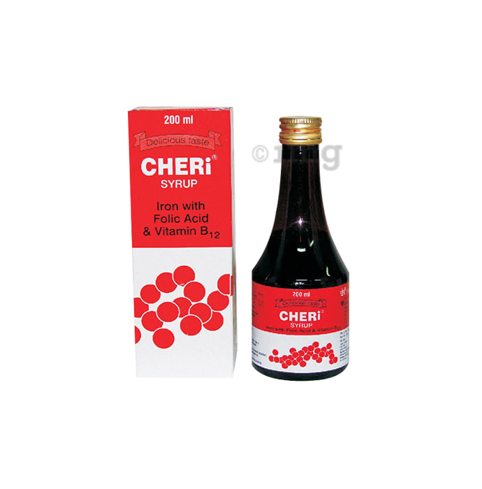 Cheri Syrup Buy Bottle Of 200 Ml Syrup At Best Price In India 1mg