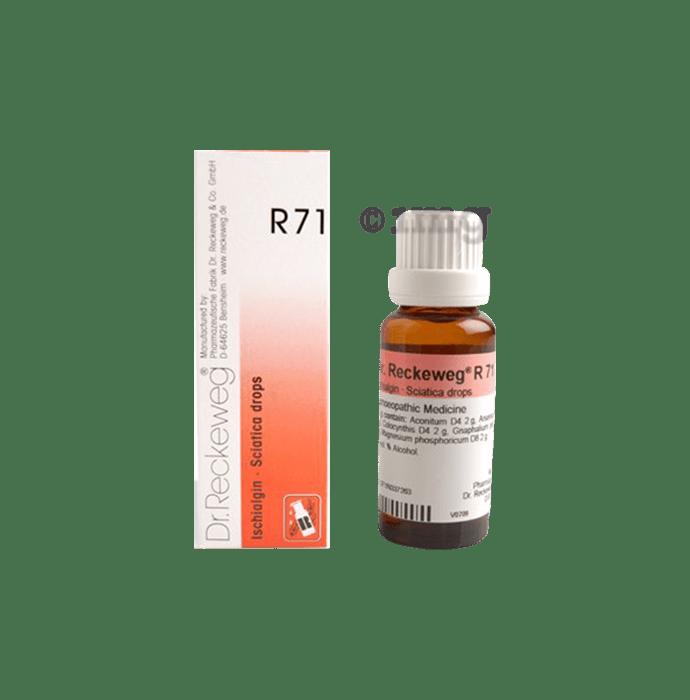 Dr. Reckeweg R71 Sciatica Drop