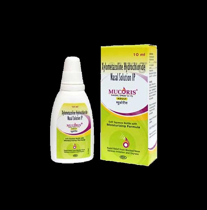 Mucoris Adult Nasal Spray