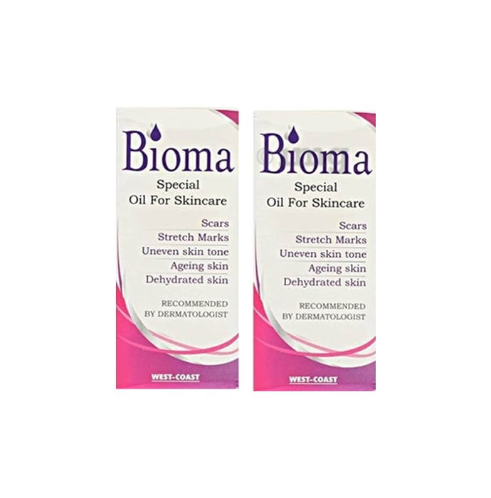 Bioma Skincare Oil