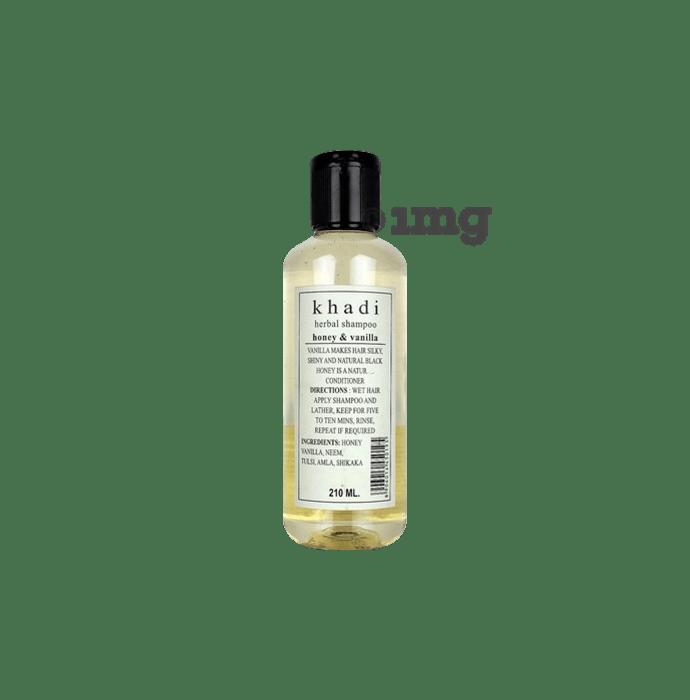 Khadi Naturals Ayurvedic Honey & Vanilla Hair  Cleanser