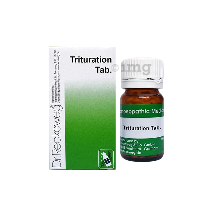 Dr. Reckeweg Insulinum Trituration Tablet 10X