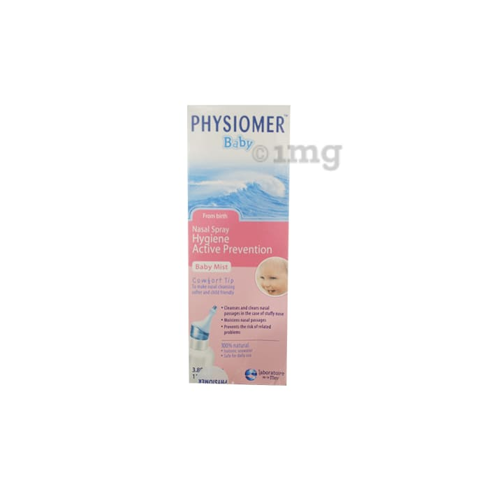 Physiomer Babymist Nasal Spray