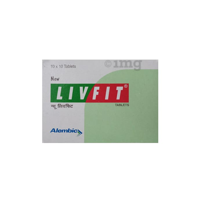New Livfit Tablet