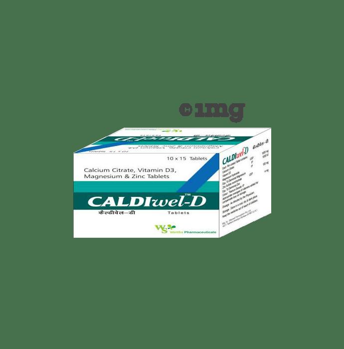 Caldiwel  -D Tablet