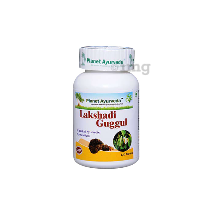 Planet Ayurveda  Lakshadi Guggul Tablet