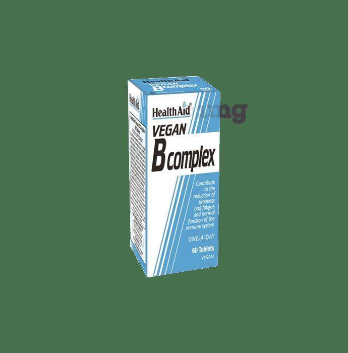 Healthaid B-Complex Vegan Tablet