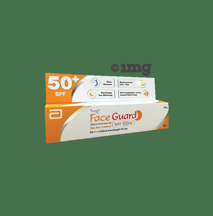 Tvaksh Face Guard Silicone Sunscreen Gel SPF 50+