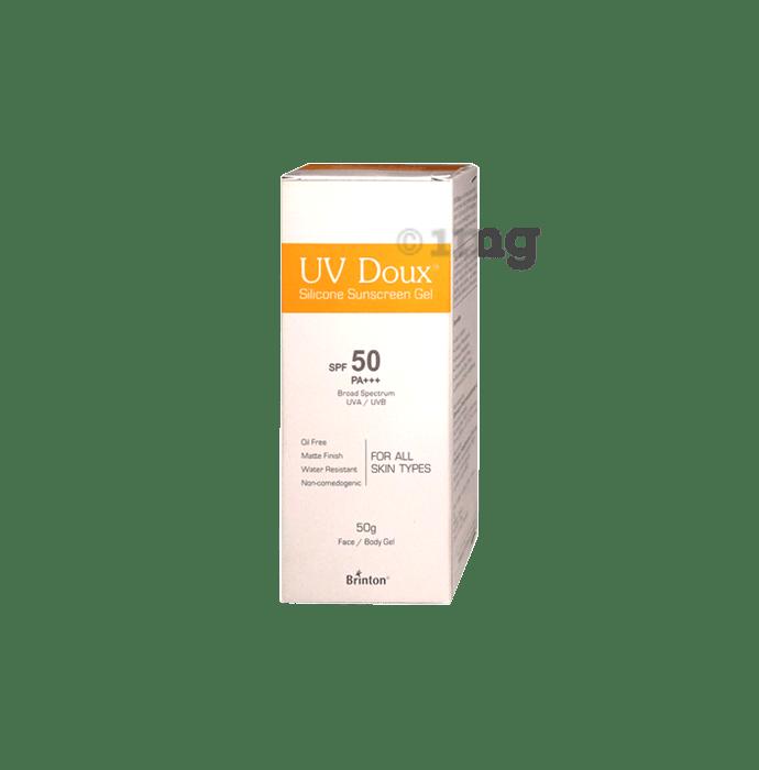 UV Doux Silicone Sunscreen Gel SPF 50