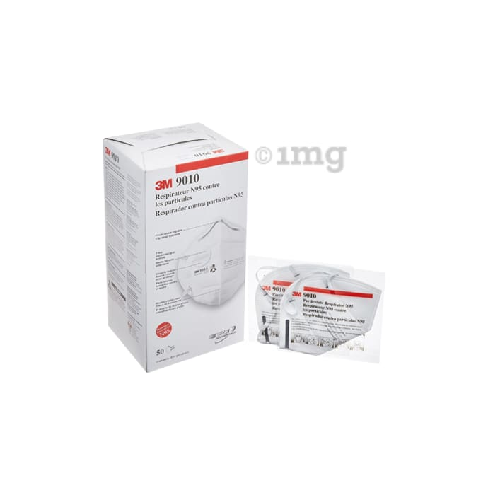 3M N95 9010 Particulate Respirator Mask