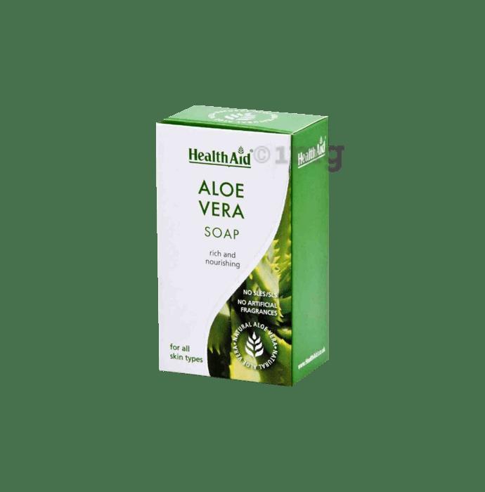 Healthaid Aloe Vera Soap