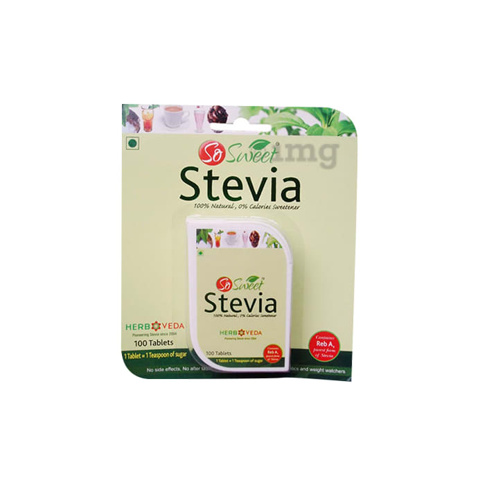 So Sweet Stevia Tablet