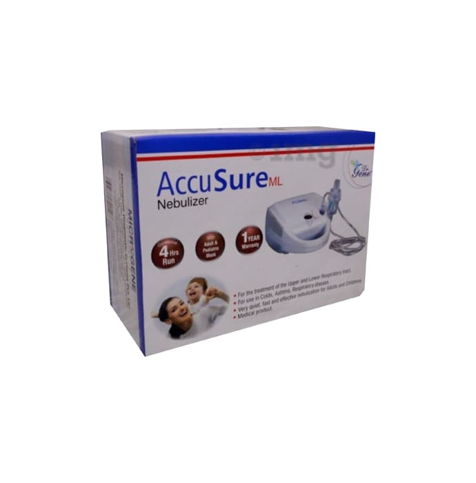 Dr. Gene Accusure Nebuliser ml