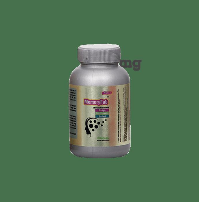 Zenith Nutrition Memoryfab  Capsule