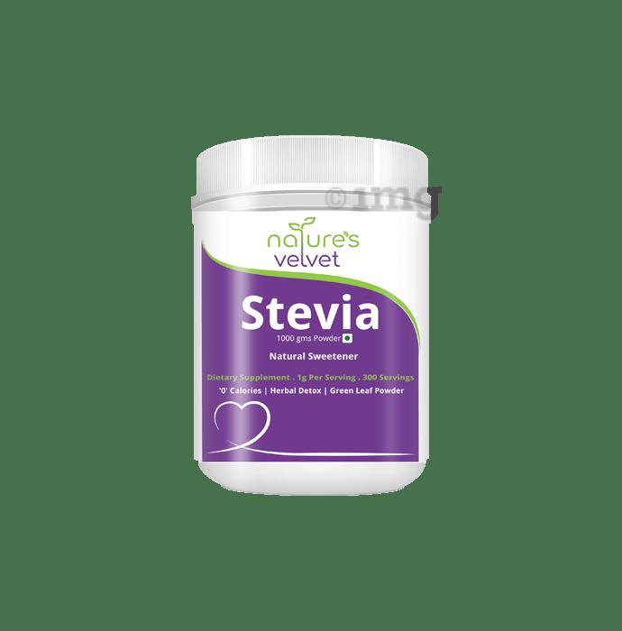 Nature's Velvet Stevia Leaf Powder