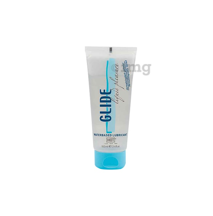 HOT Glide Waterbased Lubricant