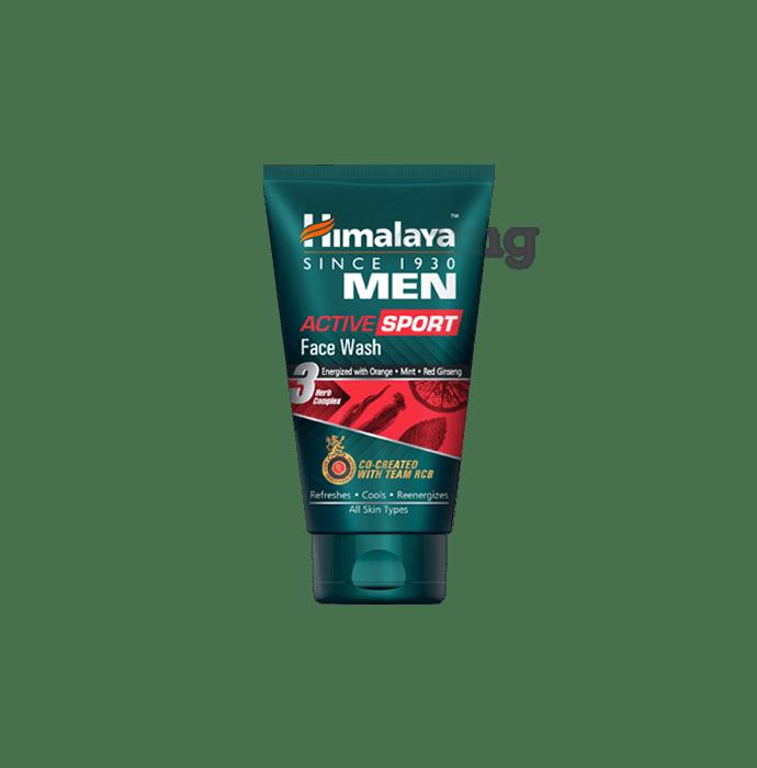 Himalaya Men Active Sports Face Wash
