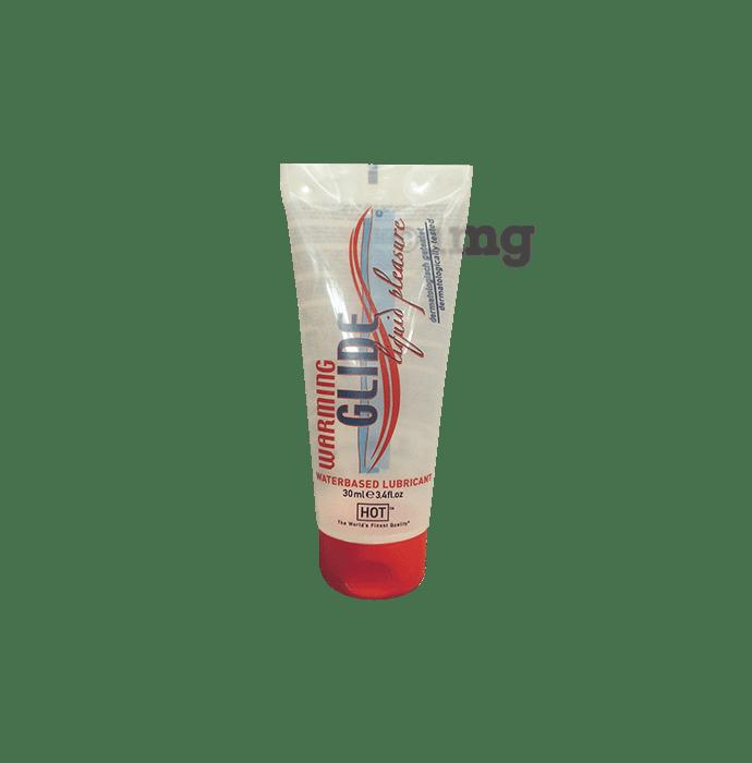 HOT Warming Glide Liquid Pleasure Waterbased Lubricant