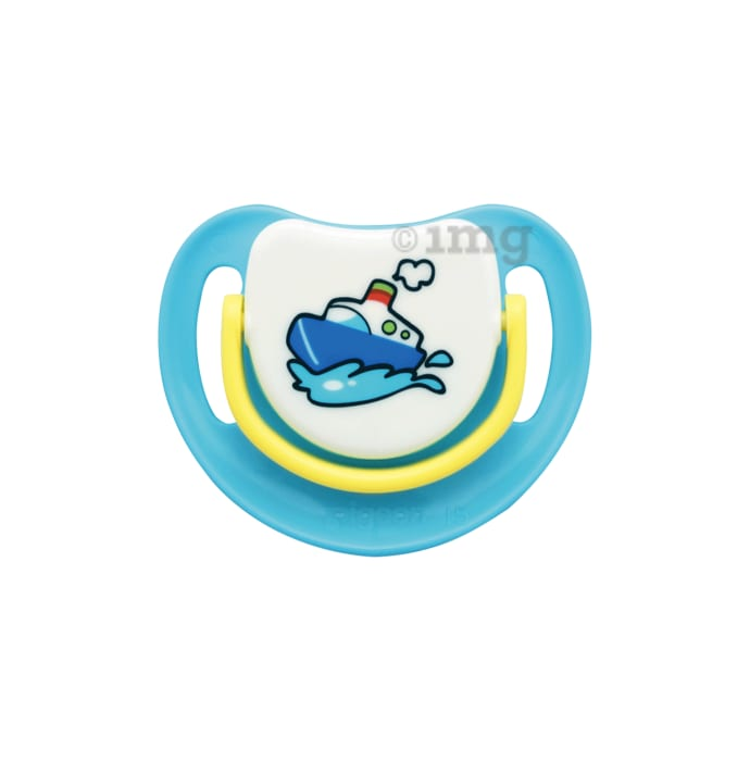 Pigeon Silicone Pacifier Step 3, Ship