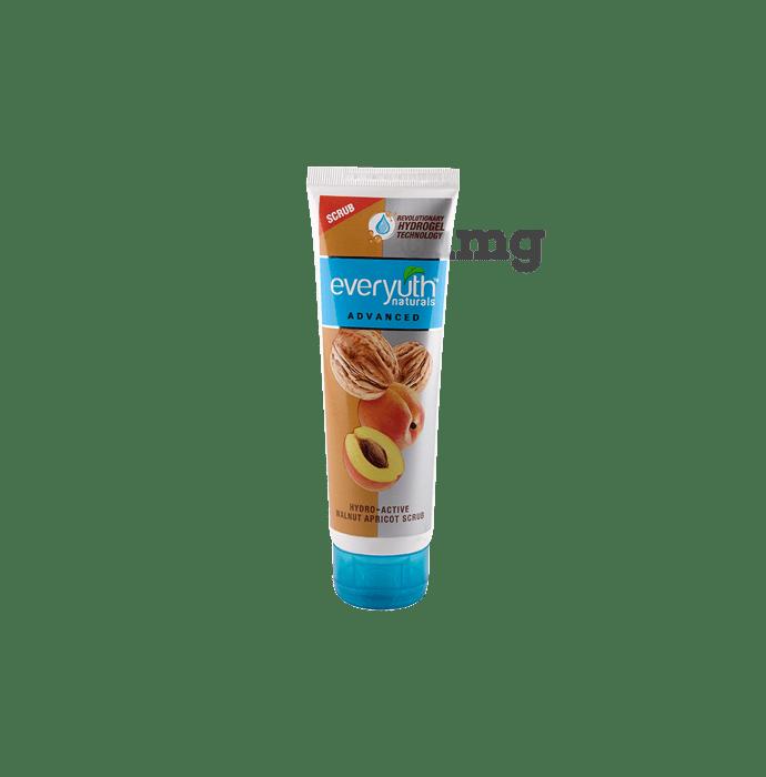 Everyuth Naturals Advanced Hydro-Active Walnut Apricot Scrub