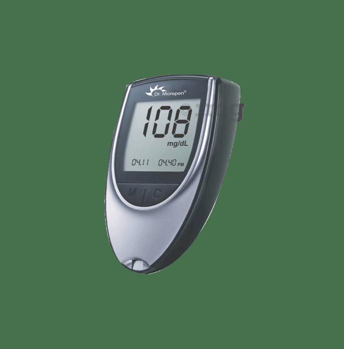 Dr Morepen BG 03 Gluco One Blood Glucose Monitoring System