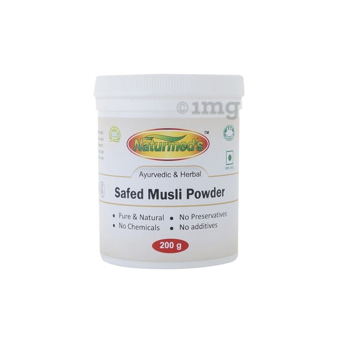Naturmed's Safed Musli Powder