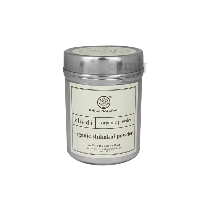 Khadi Naturals Ayurvedic Shikakai Powder