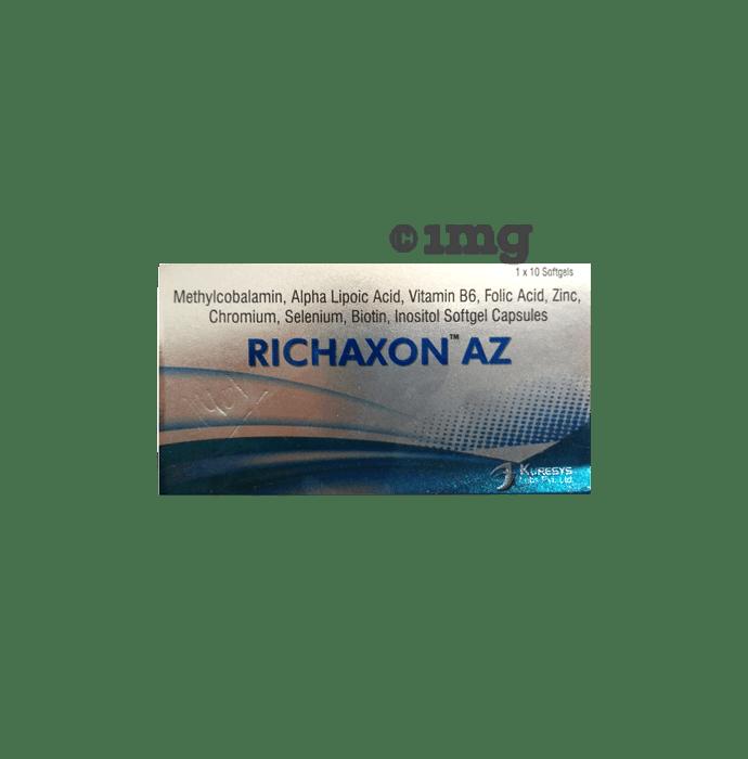 Richaxon  AZ Soft Gelatin Capsule