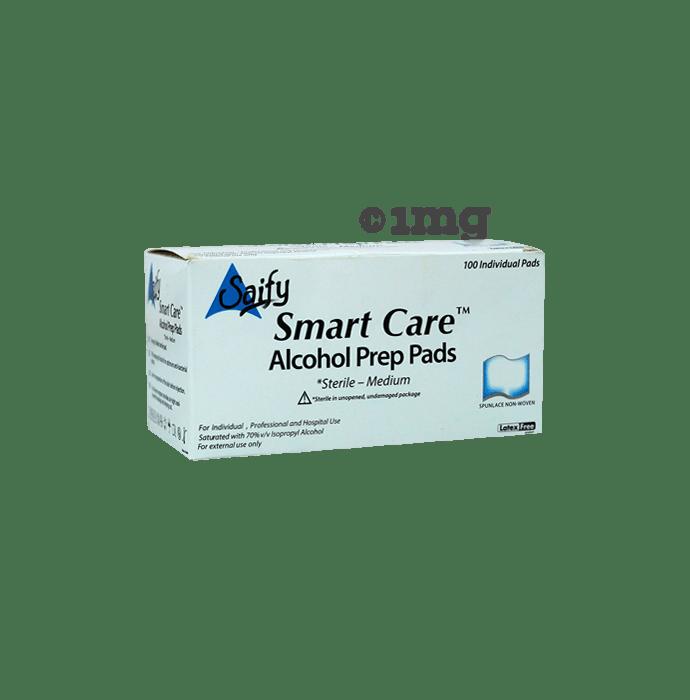 Smart Care Alcohol Prep Pads