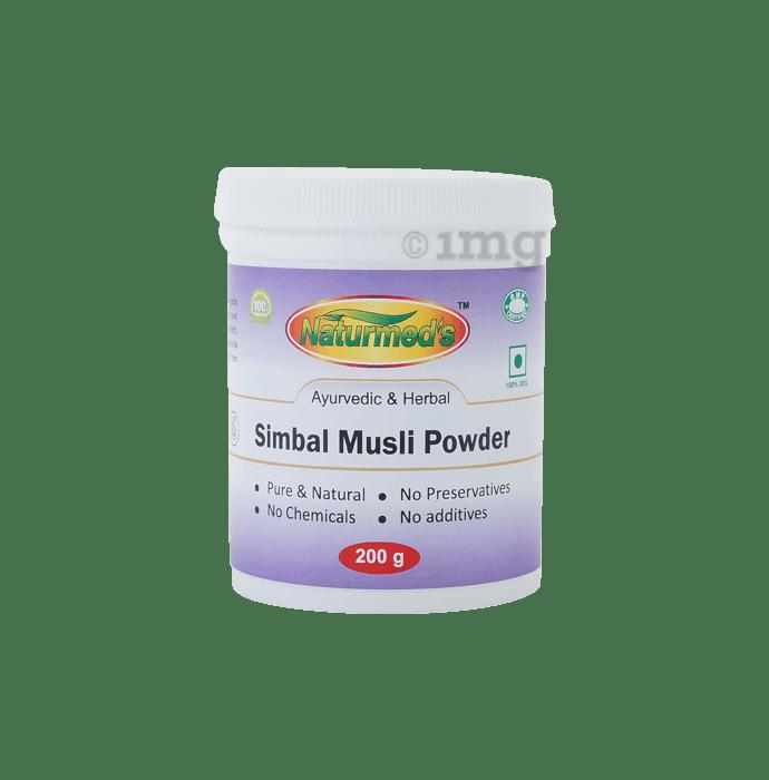 Naturmed's Simbal Musli Powder