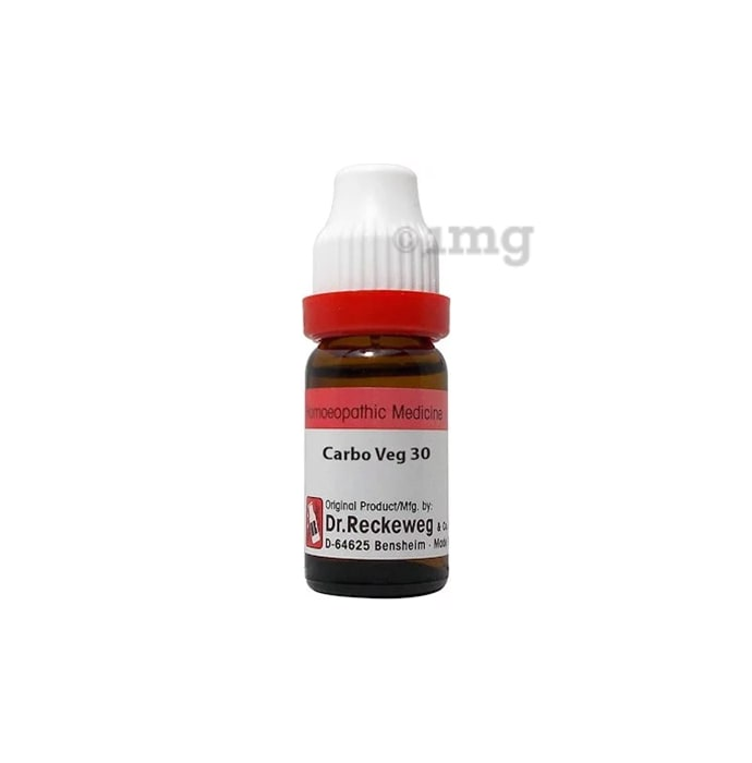Dr. Reckeweg Carbo Veg Dilution 30 CH