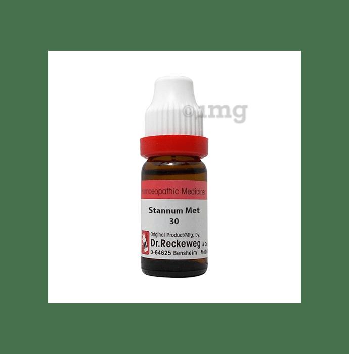 Dr. Reckeweg Stannum Metallicum Dilution 30 CH