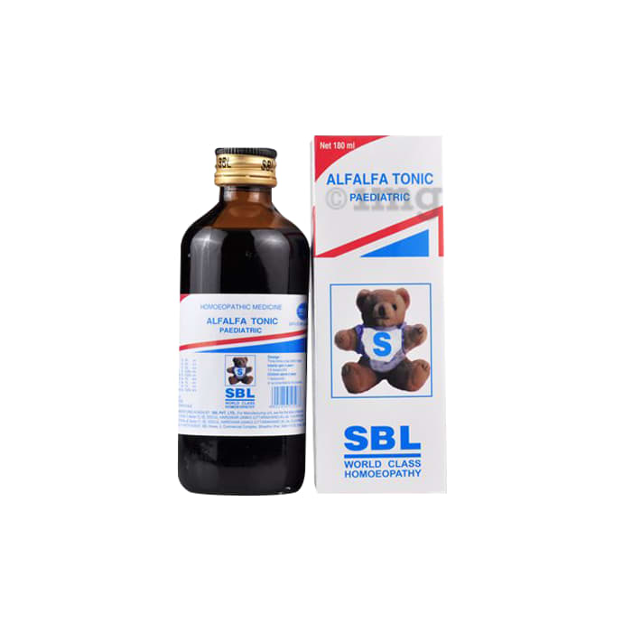 SBL Alfalfa Tonic Paediatric